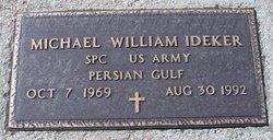 Michael William Ideker