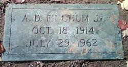 Arthur D. Finchum, Jr.