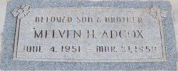 Melven H. Adcox