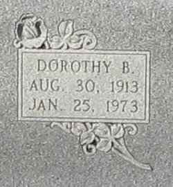 Dorothy B. <i>Funk</i> Flanigan
