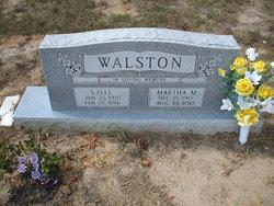 Martha Melba <i>Melat</i> Walston