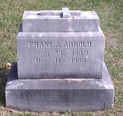Frank A Arnold