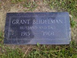 Grant Emerson Beidelman
