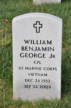 William Benjamin George, Jr
