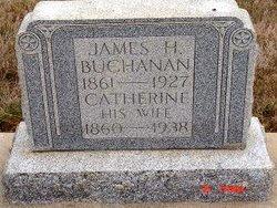 Catherine <i>Mills</i> Buchanan