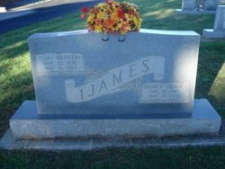Nancy Frances <i>Dennis</i> Ijames