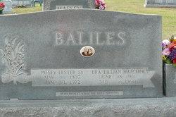 Era Lillian <i>Hatcher</i> Baliles