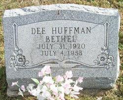 Dee <i>Huffman</i> Bethel