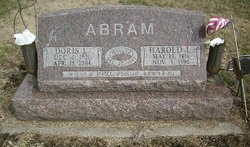 Doris Louise <i>Wilson</i> Abram