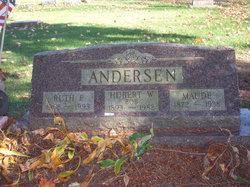 Ruth E. <i>Ireland</i> Andersen