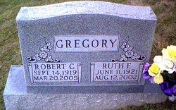 Ruth Elizabeth <i>Nose</i> Gregory