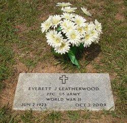 Everett J Leatherwood