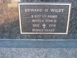 Edward G. Wildt