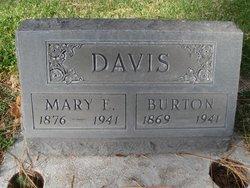 Burton Eugene Davis