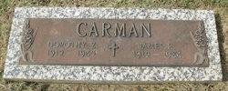James R Carman