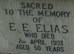 E. E. Elias