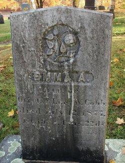 Emma A Cobb