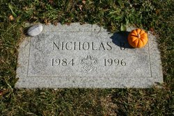 Nicholas Nick Bailey