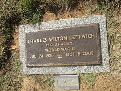 Charles Wilton Leftwich