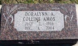 Doralynn A <i>Collins</i> Amos