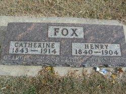 George Henry Henry Fox