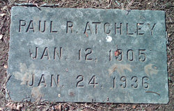 Paul R. Atchley