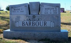Marilyn D Barbour