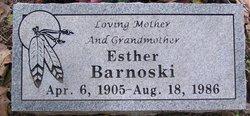 Esther <i>Locust</i> Barnoski