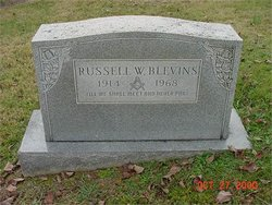 Russell Walter Blevins