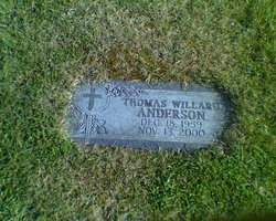 Thomas Willard Anderson