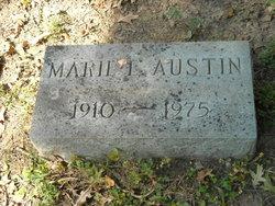 Marie Estelle <i>Grover</i> Austin