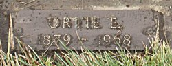 Ortie E Bates