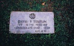 David T. Templin