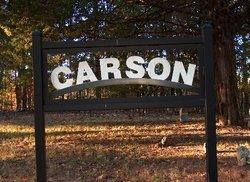 Isabella Caroline Issy <i>Waites</i> Carson