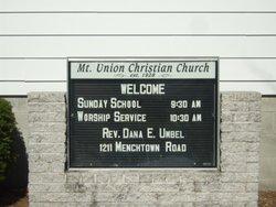 Mount Union Christian Church Cemetery