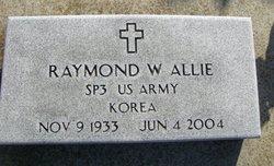 Raymond Warren Allie