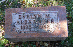 Evelyn M. <i>Hepburn</i> Alexander