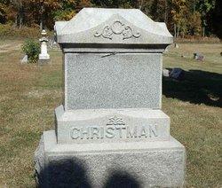 Elizabeth <i>Gundy</i> Christman