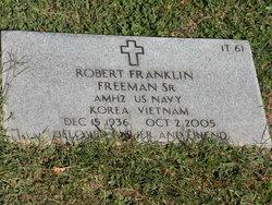 Robert Franklin Freeman