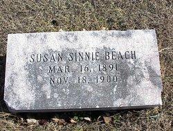 Susan Sinnie Beach