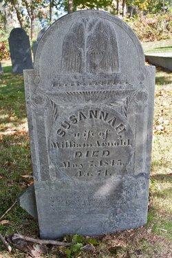 Susannah <i>Gates</i> Arnold