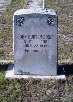 John Burton Bodie
