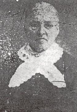 Barbara <i>Miller</i> Blount