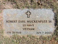 Robert Earl Bob Muckenfuss, Sr