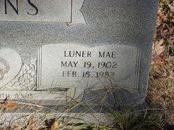 Lunar Mae <i>Miller</i> Akins