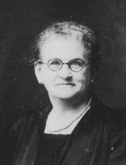 Mary Susie <i>Roberts</i> Edwards