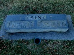 Annie B. <i>Reeves</i> Owens