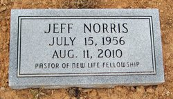Rev Jeffrey Lynn Jeff Norris