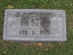 Emlie Avo Emma <i>Ensor</i> Leftwich