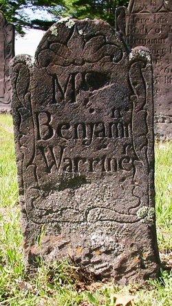Benjamin Warriner